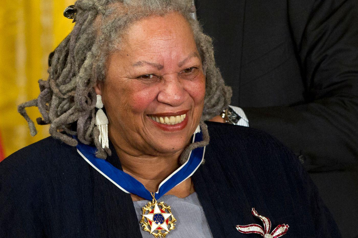 'A sense of spiritual stillness': Philly writers reflect on Toni Morrison's profound impact   Perspective