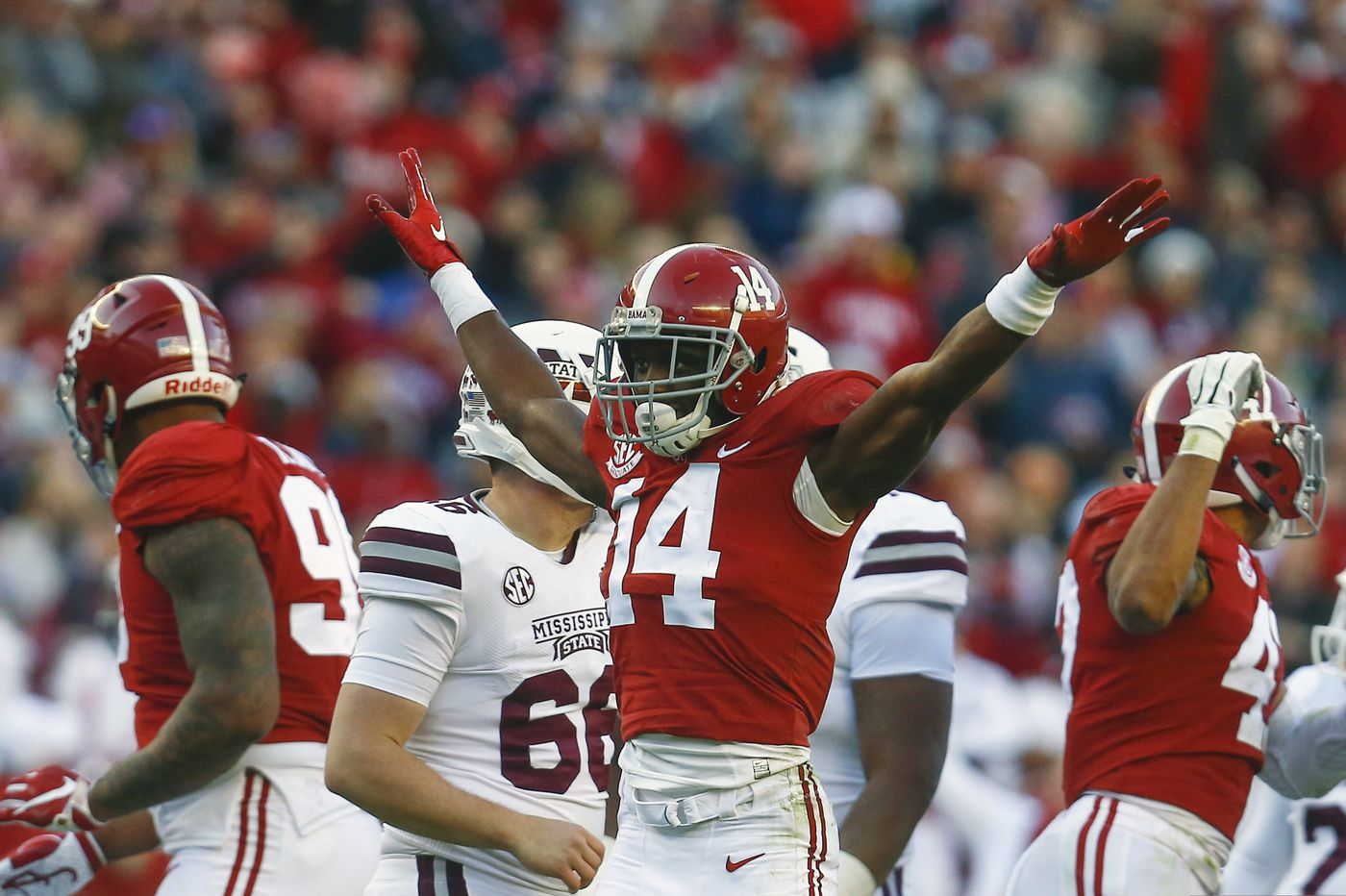 NFL draft: Ben Fennell breaks down the safeties