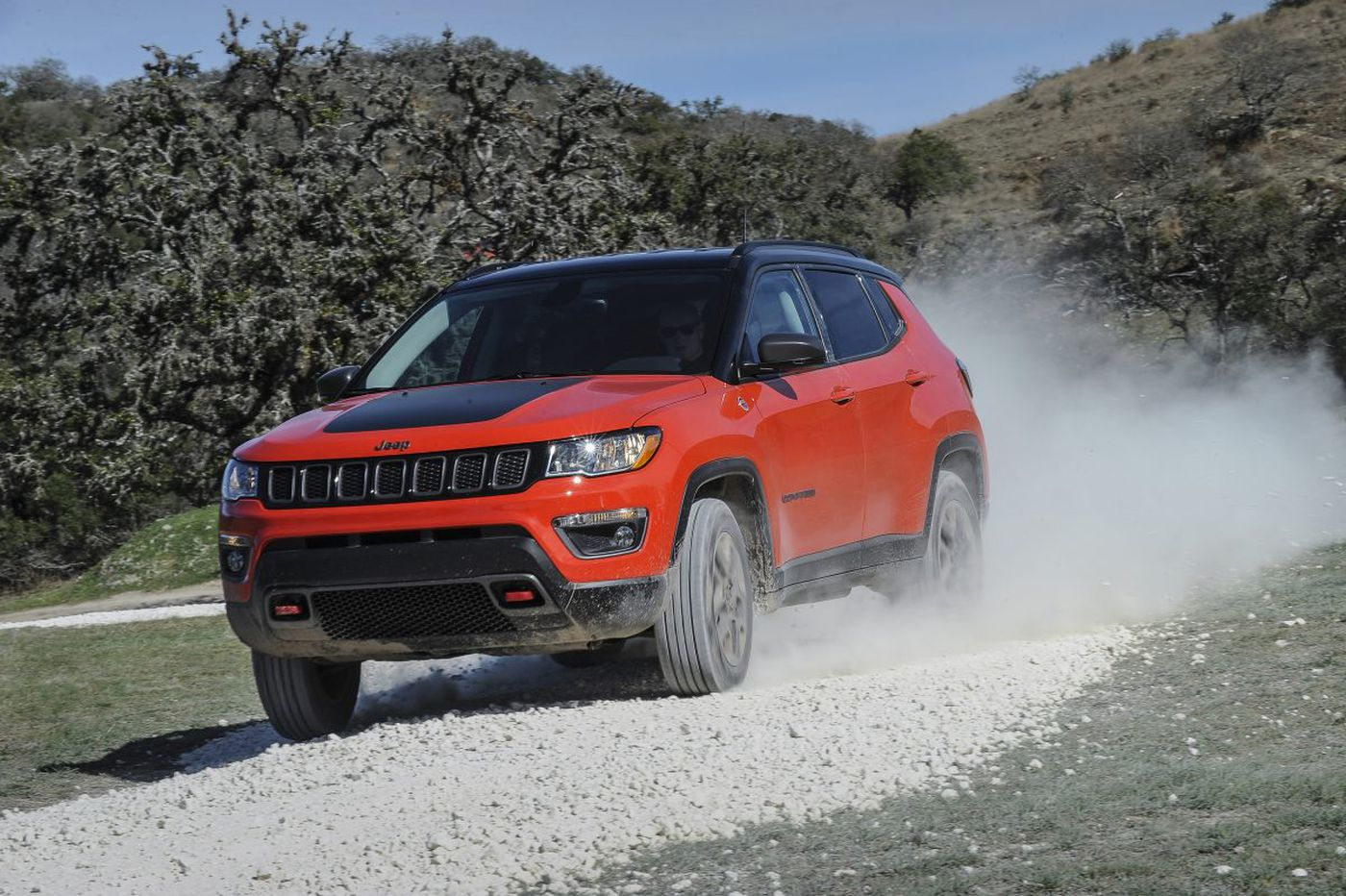 Compass takes Jeep in the right direction