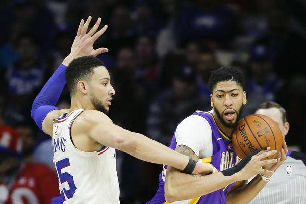The Sixers should try to trade Ben Simmons for Anthony Davis. Really. | Marcus Hayes
