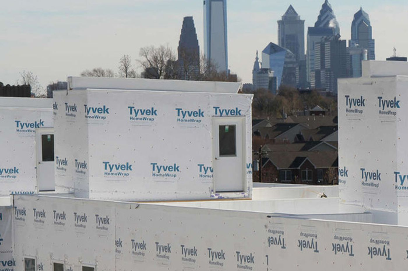 In Philly area, a strong 2013 apartment-rental market