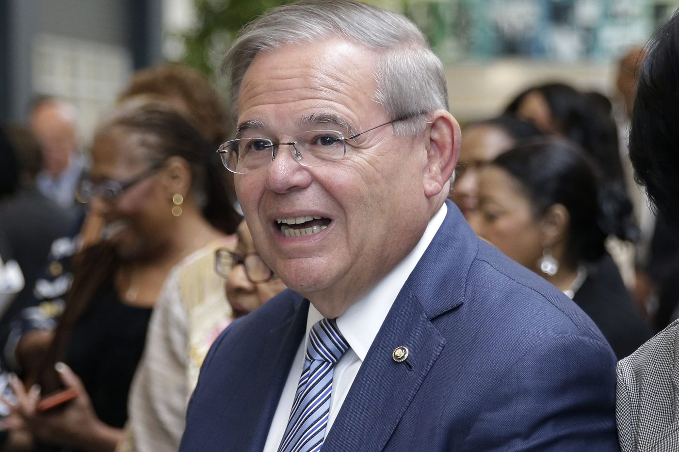Voters wanted a revolution. How'd they get stuck with corrupt Bob Menendez? | Will Bunch