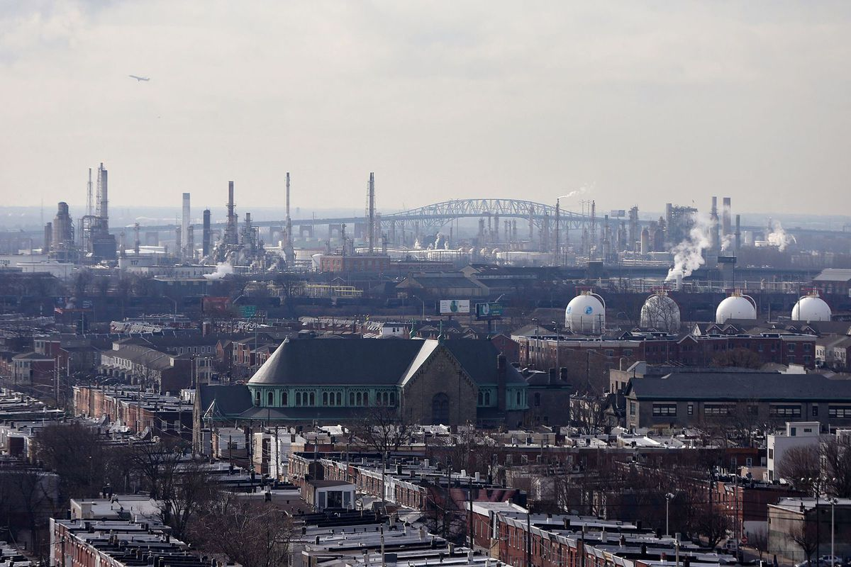 Contamination lurks on and under the shuttered South Philly refinery; Pa. and Philly families feel squeezed | Morning Newsletter