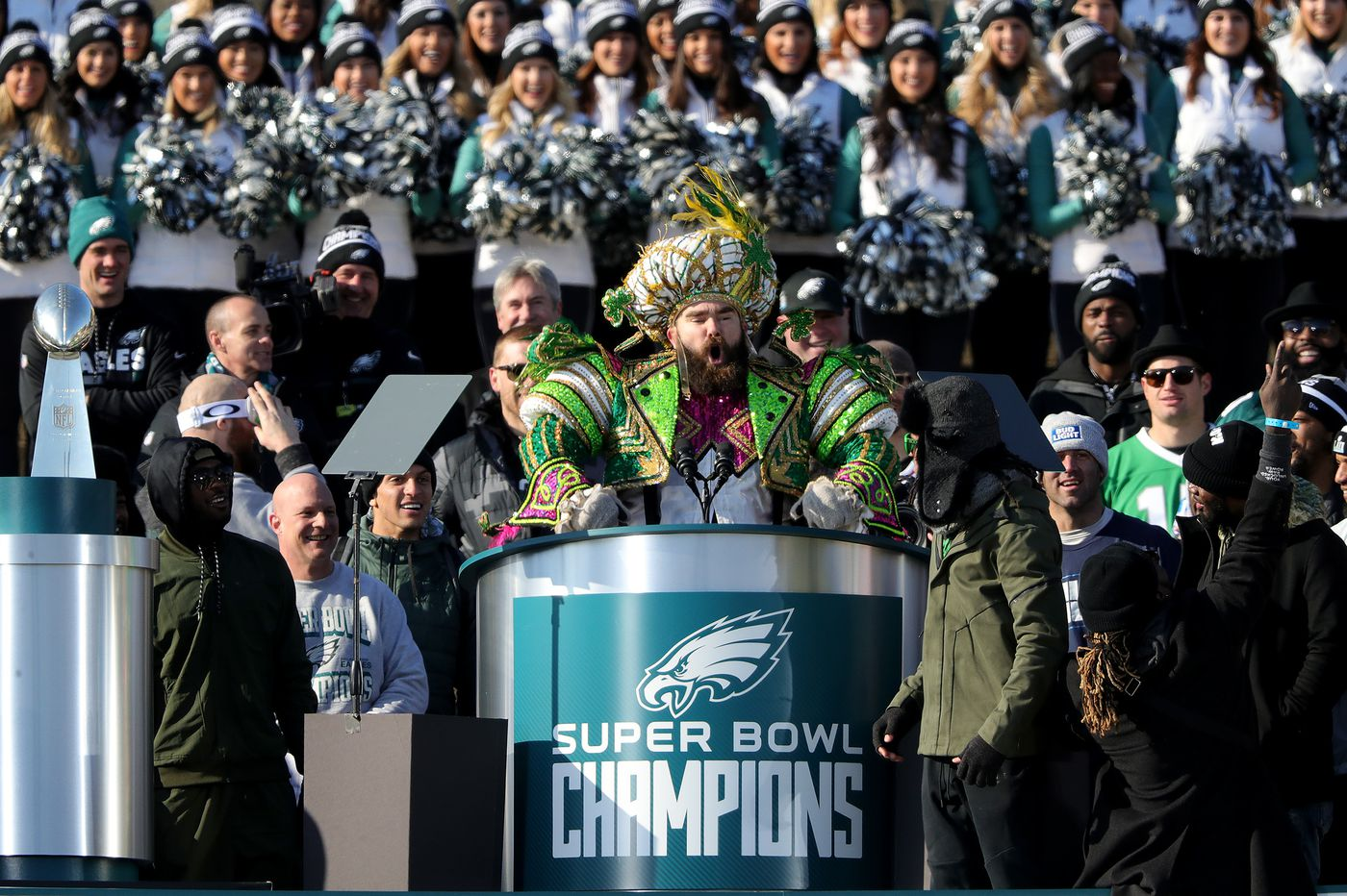 Dear President Trump, leave the Eagles and their long-suffering fans out of your political theater   Solomon Jones