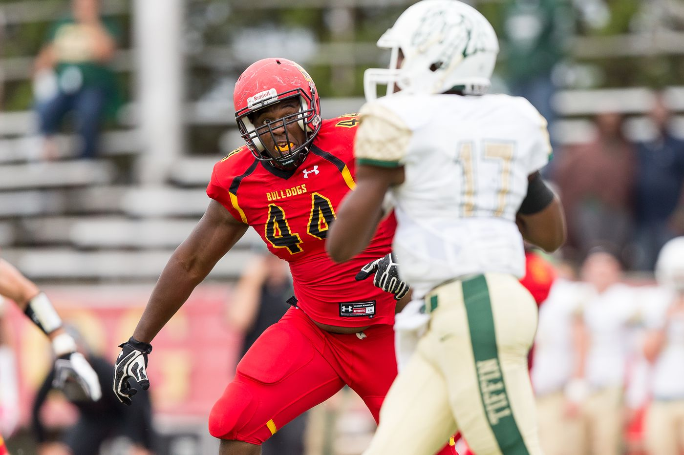 West Deptford product Jamil Pollard to play in Division II football national championship game for Ferris State