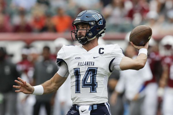 Villanova well-rested and healthy again for homecoming game vs. New Hampshire