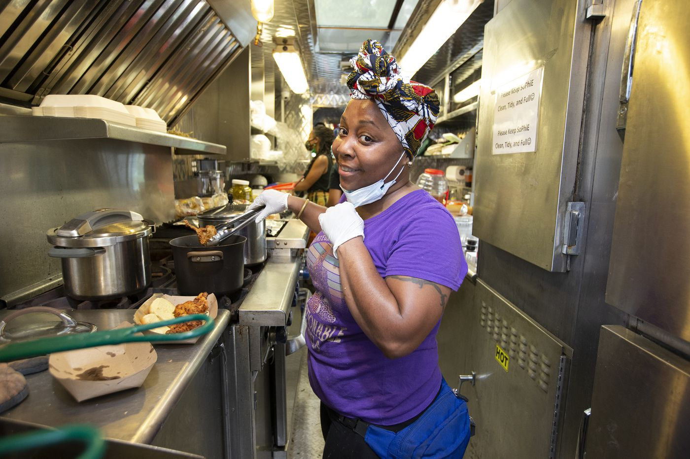 Chef Nia Minard is bringing Mississippi hot tamales to a South Philly food truck