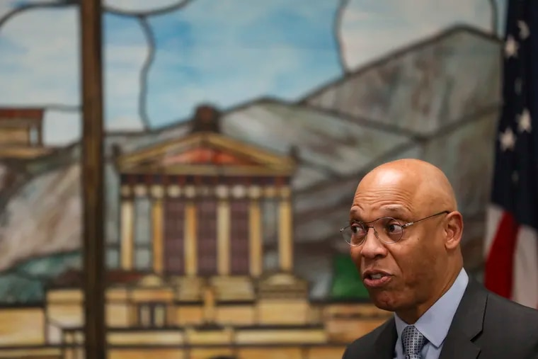 William R. Hite Jr., superintendent of the School District of Philadelphia, outlined a plan that would return some students to in-person classes beginning Nov. 30. Students in grades Pre-K through 2 would attend school two days a week.