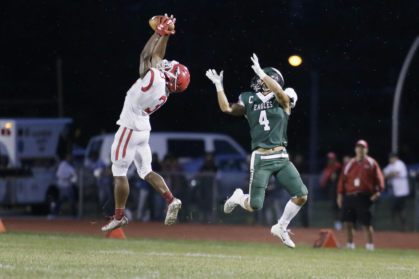 Paulsboro edges West Deptford in latest installment of South Jersey high school football rivalry