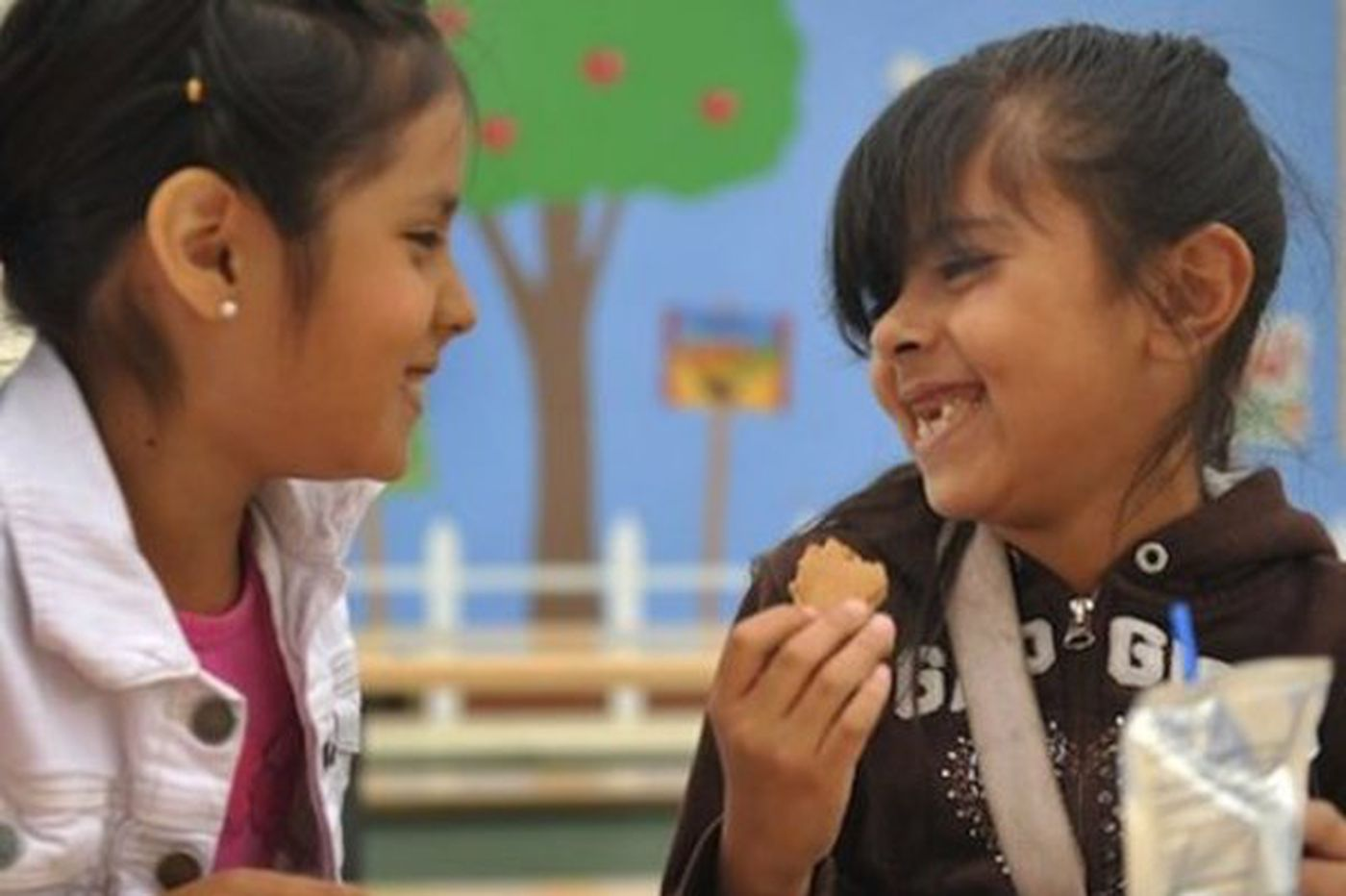 School meals face rules on fat, meat, veggies – but no limits on sugar
