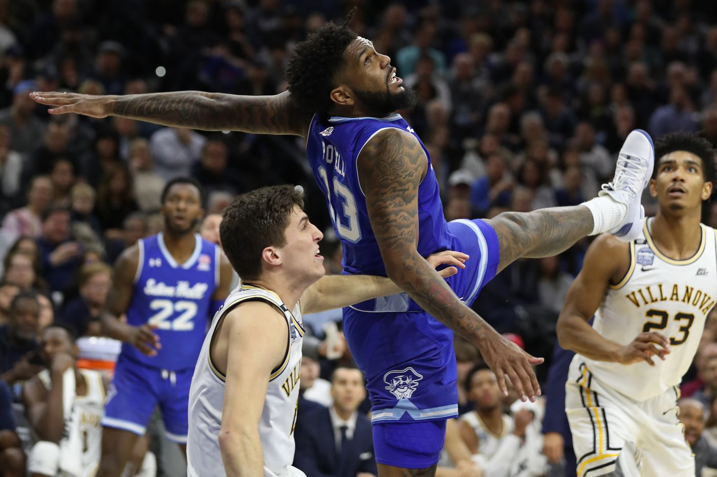 Observations from Villanova's loss to Seton Hall | Mike Jensen