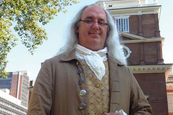 Being Ben Franklin