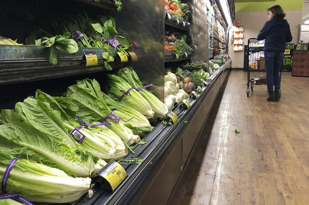 Tainted romaine lettuce traced to at least 1 California farm