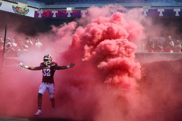 Temple's Benny Walls is the AAC defensive player of the week