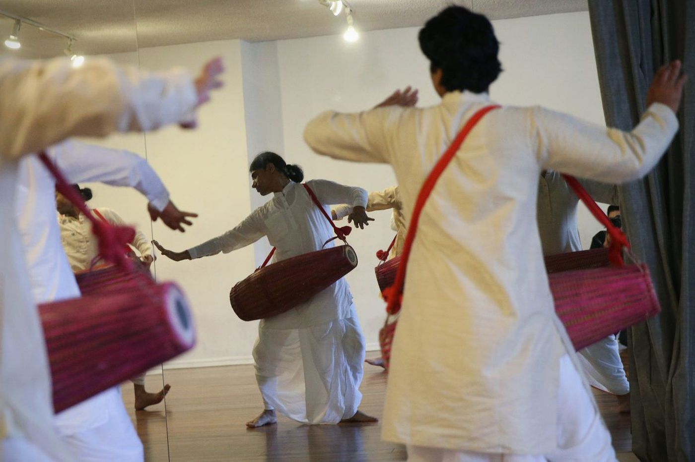 India's 'dancing monks' visit Drexel Saturday on first-ever U.S. tour
