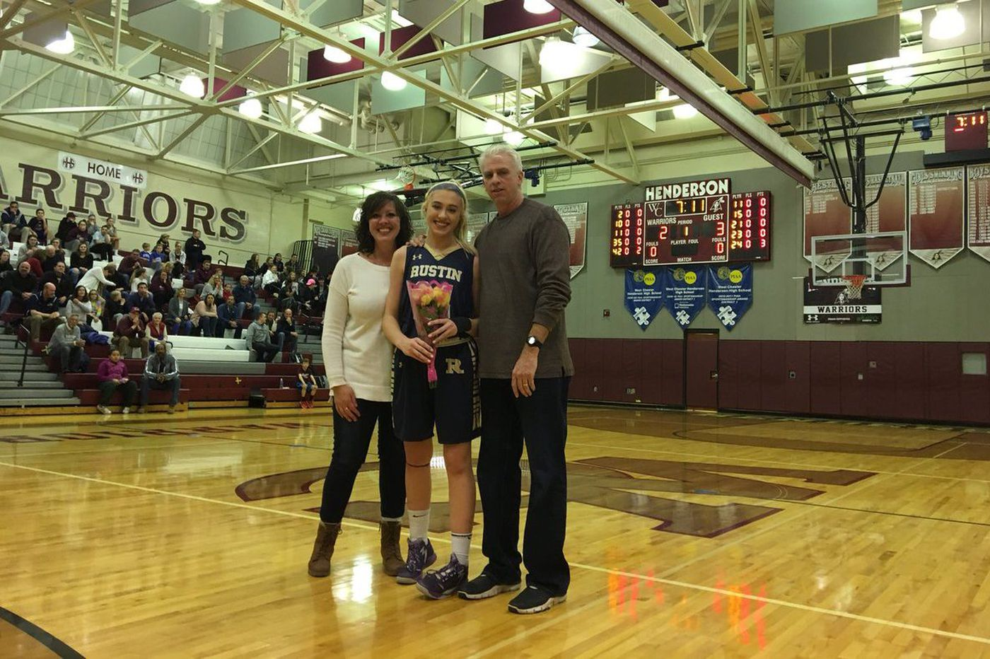 Thursday's Pa. roundup: West Chester Rustin's Maggie O'Hare reaches 1,000 career points