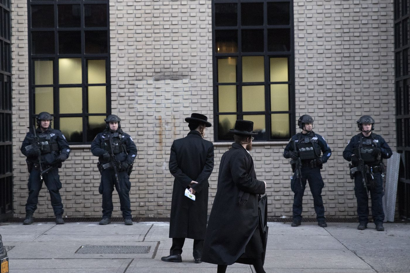 Anti-Semitism and hatred of police motivated the Jersey City shooters, AG says