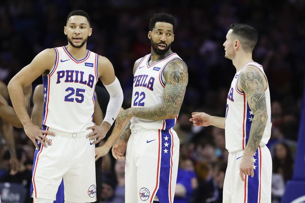 Sixers' Wilson Chandler fine with unheralded role