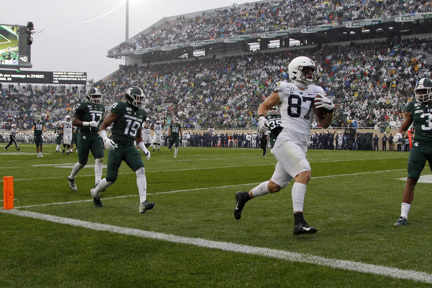 Penn State 28, Michigan State 7: Three takeaways from the Nittany Lions' victory
