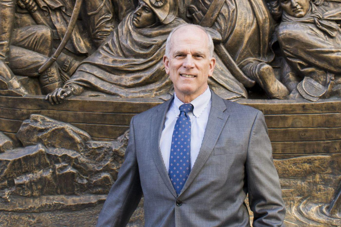 American Revolution Museum president Michael Quinn steps down
