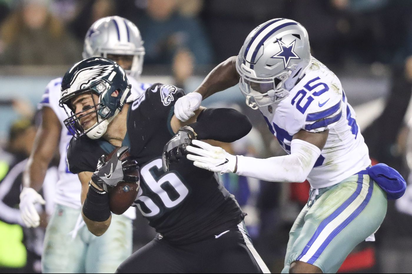 Cowboys 27, Eagles 20 – as it happened