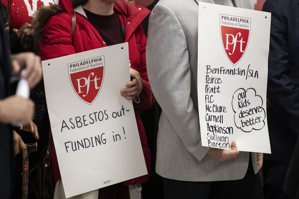 Advocates want Gov. Tom Wolf to declare Philadelphia schools a 'disaster' area because of asbestos