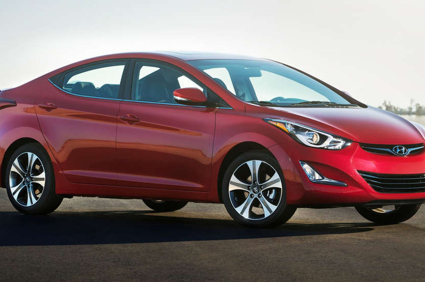 Driver's Seat: 2015 Hyundai Elantra Sport: A little light on sport, but still a good ride