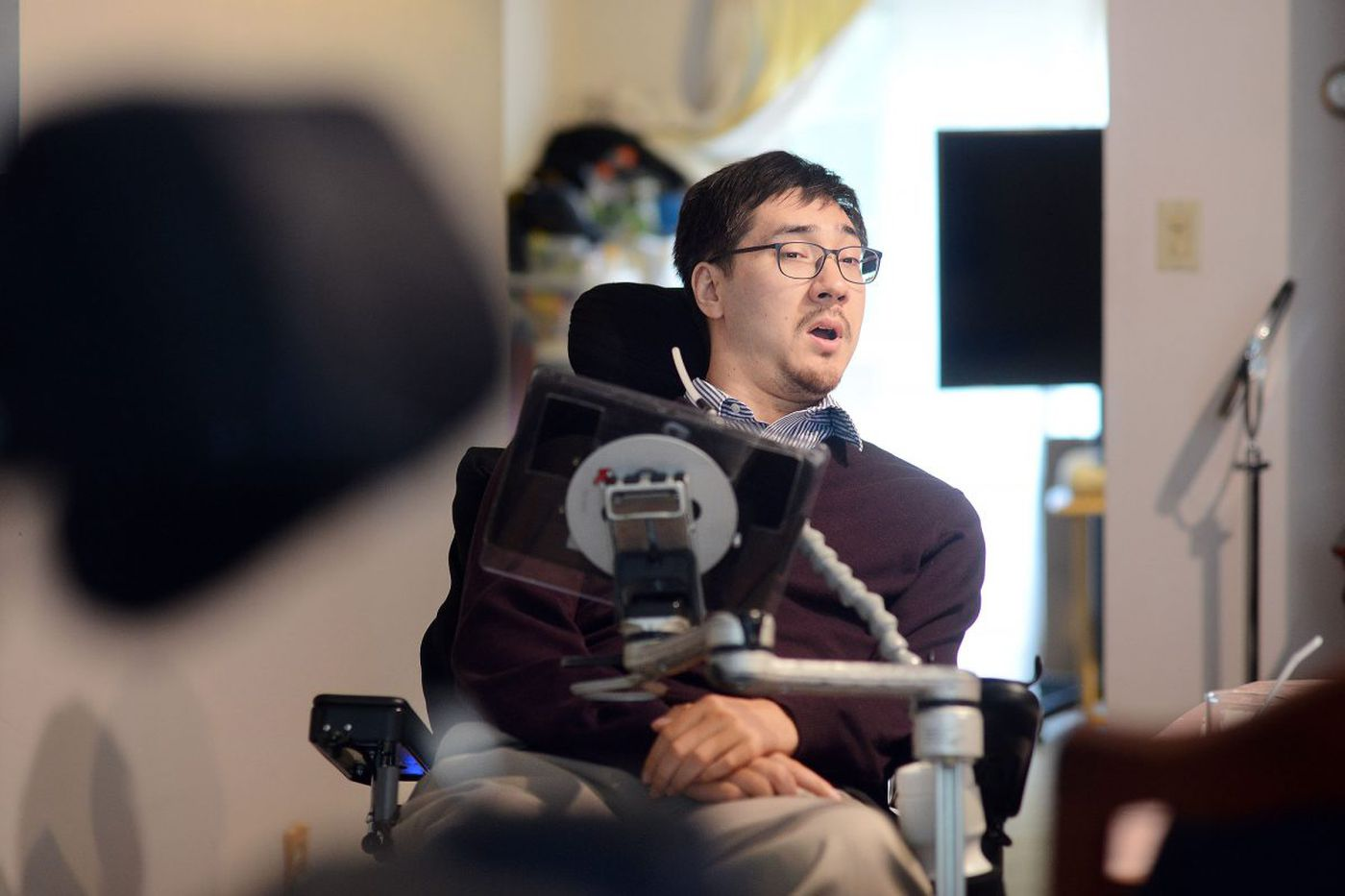 Quadriplegic fights to recover after his Philly lawyer's devastating trial loss