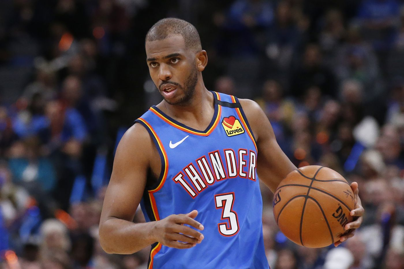 Trading for Chris Paul would give 76ers the leadership and versatility they lack | Sixers mailbag