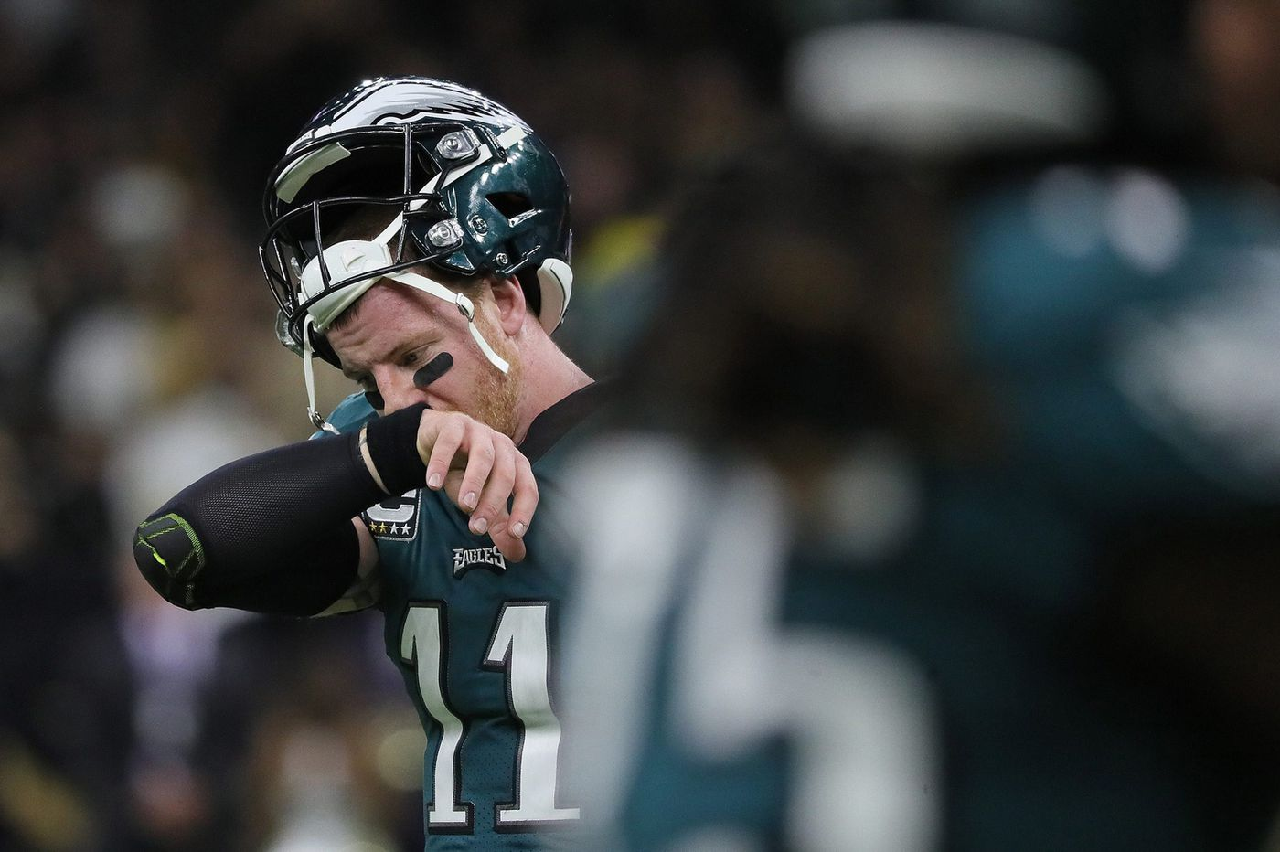 Eagles-Saints: What we learned from the 48-7 rout