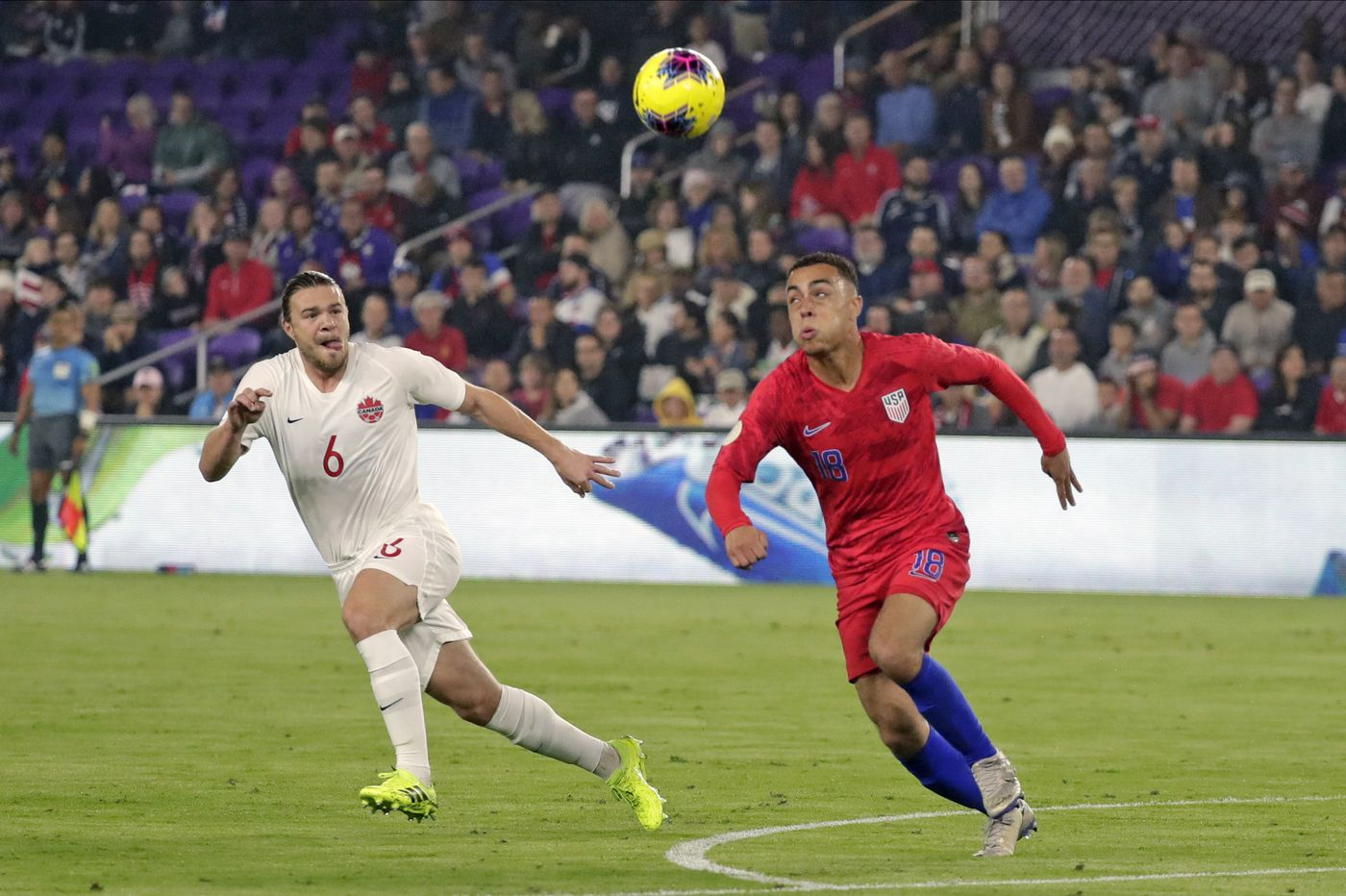 USMNT beats Canada 4-1 in Nations League, led by Sergiño Dest and Gyasi Zardes