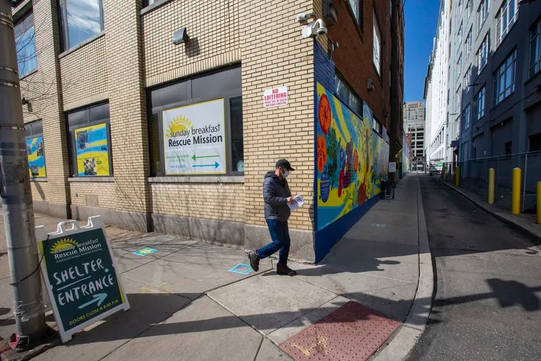 The Sunday Breakfast Rescue Mission wants to develop the 1300 block of Pearl Street, pictured right, as a pocket park for homeless people, partially designed by homeless people.