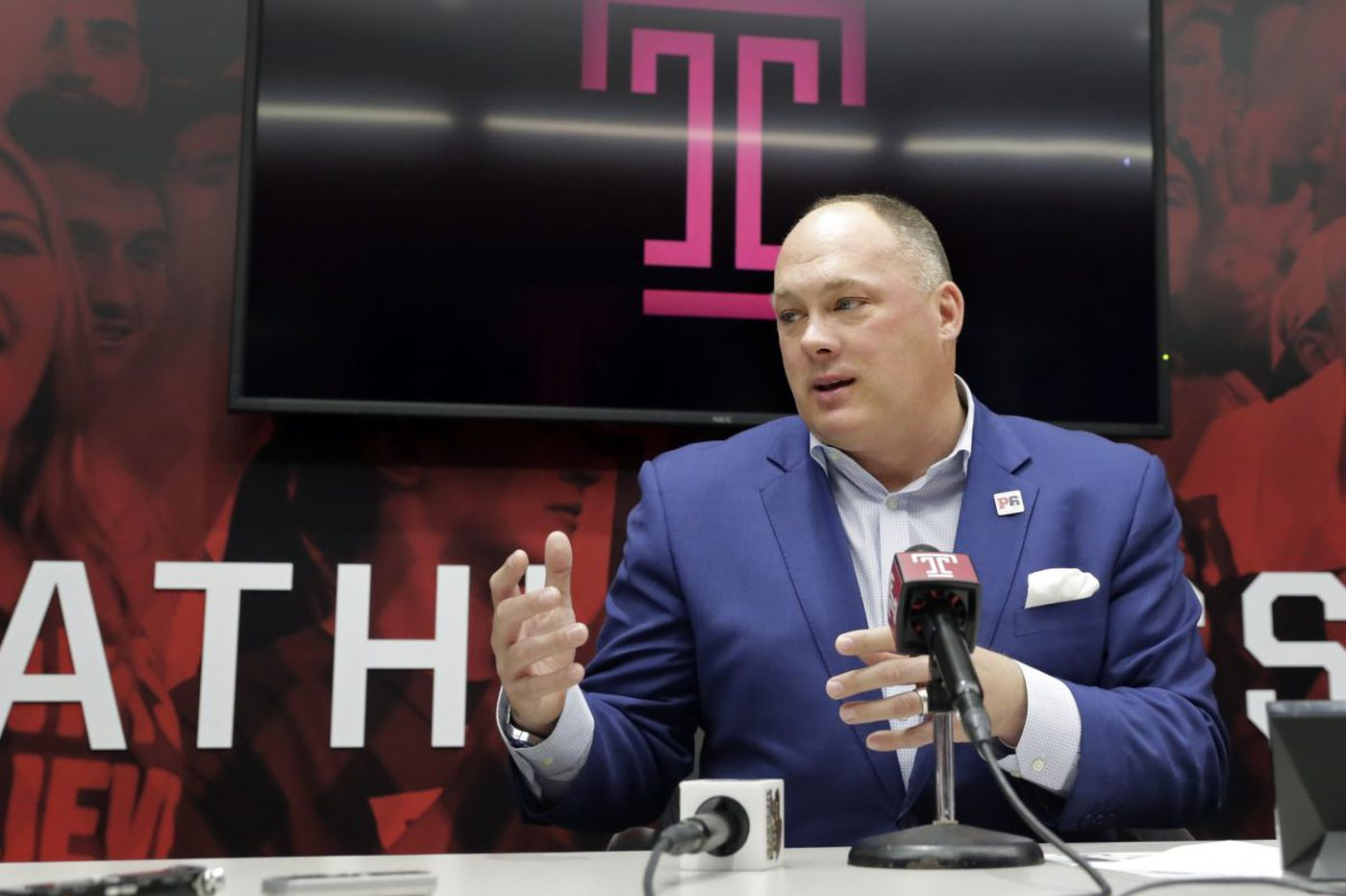 Larry Knight to be named Temple's outside linebackers coach