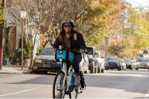 Philly introduces e-bikes to its Indego bike share program
