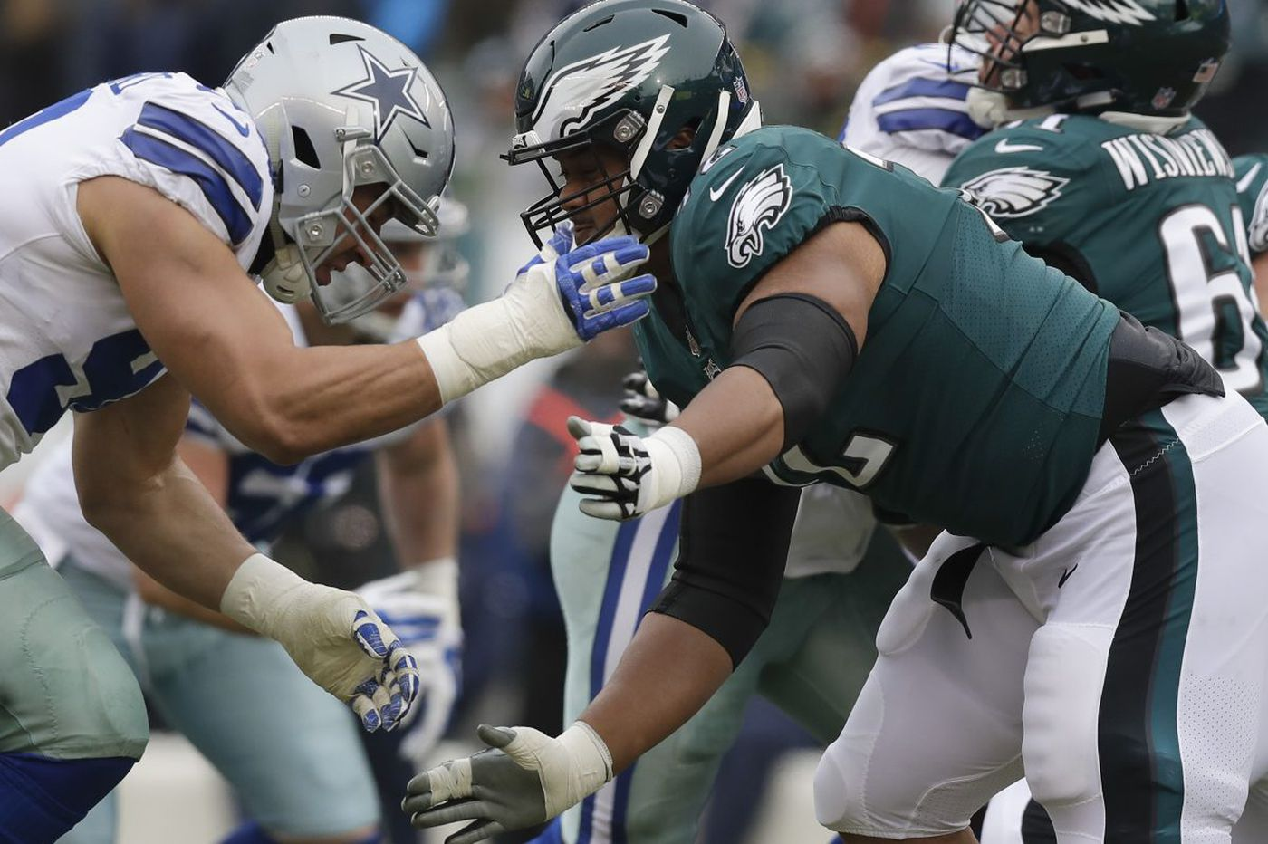 Day of rest for Eagles, but that was only one of the reasons they lost to Cowboys | Domowitch