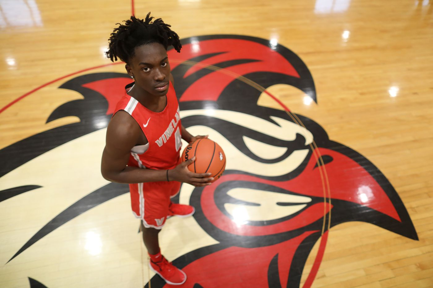 Vineland's D.J. Campbell: A basketball standout whose motor never stops