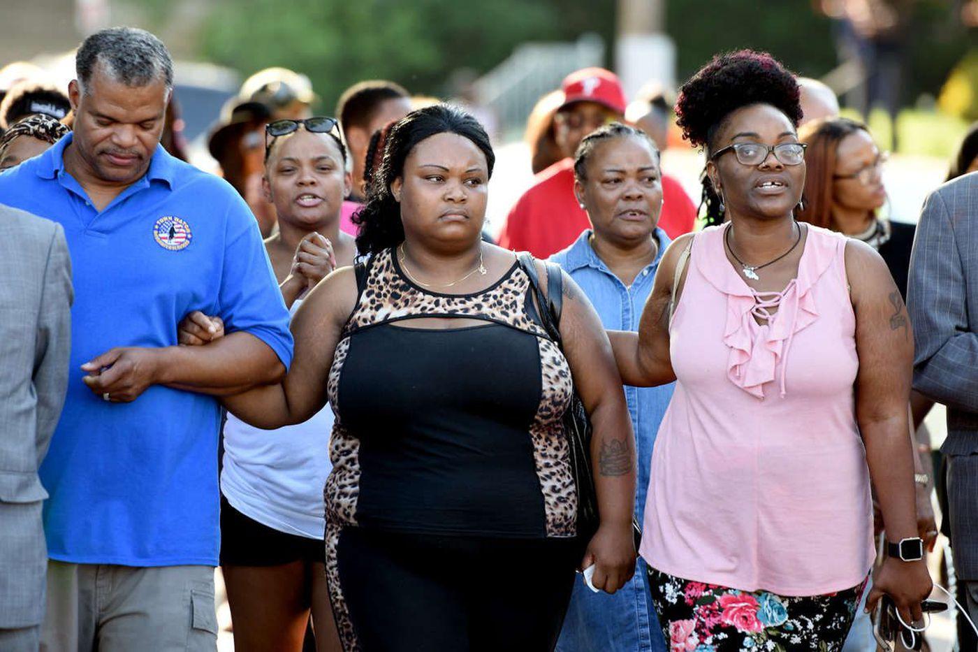 District cops, family remember Sandrea Williams, 17, as relatives also celebrate joys in life