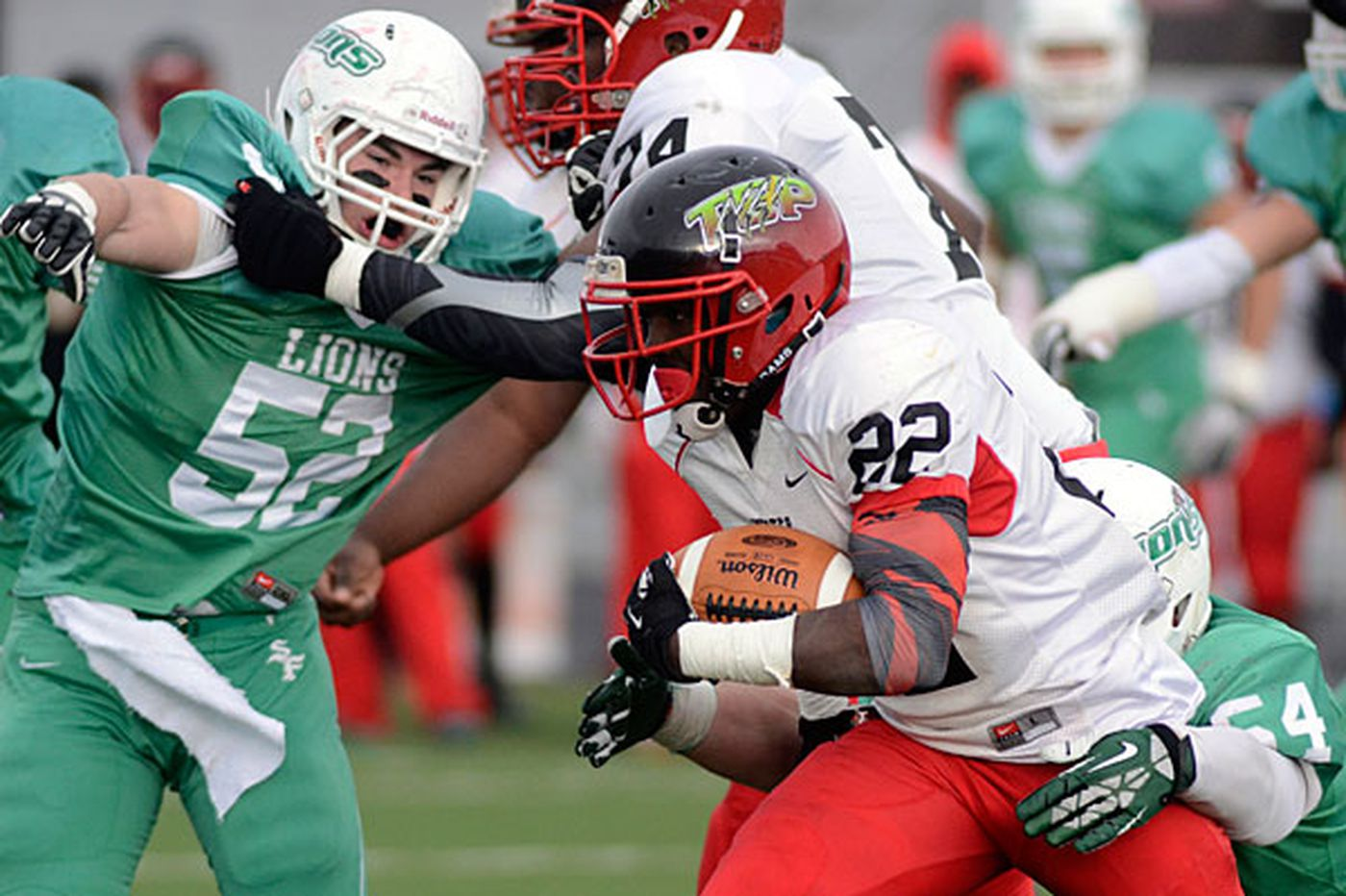 South Fayette routs Imhotep in Class AA final