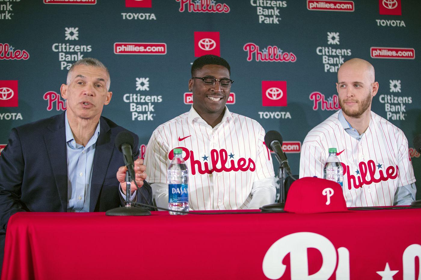 New Phillies starter Zack Wheeler believes he can reach another level, just like Gerrit Cole | Scott Lauber