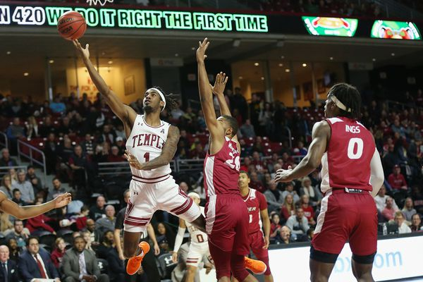 Temple 78, Rider 66: Statistics, highlights and reaction from the Owls' comeback win