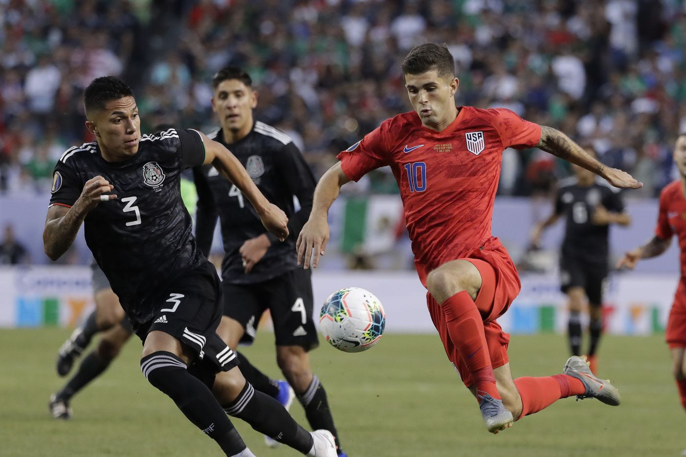 Concacaf changes 2022 men's World Cup qualifying format: Final round now has 8 teams