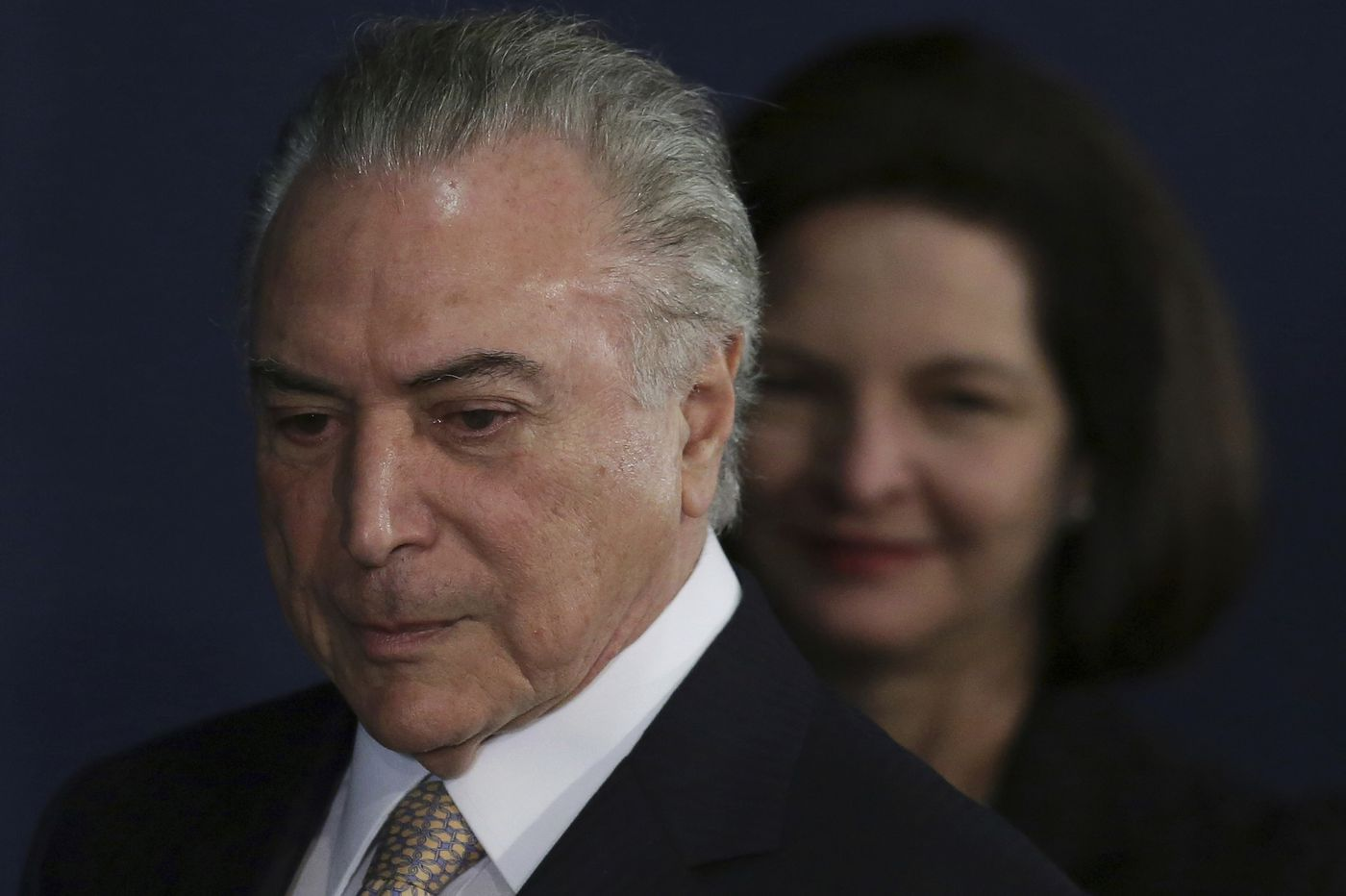 Brazil AG seeks corruption charges against President Temer