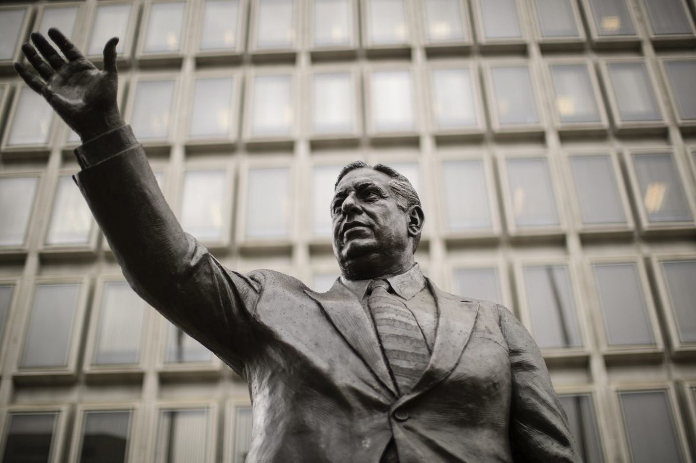 Kenney says Art Commission will make the call on Rizzo statue