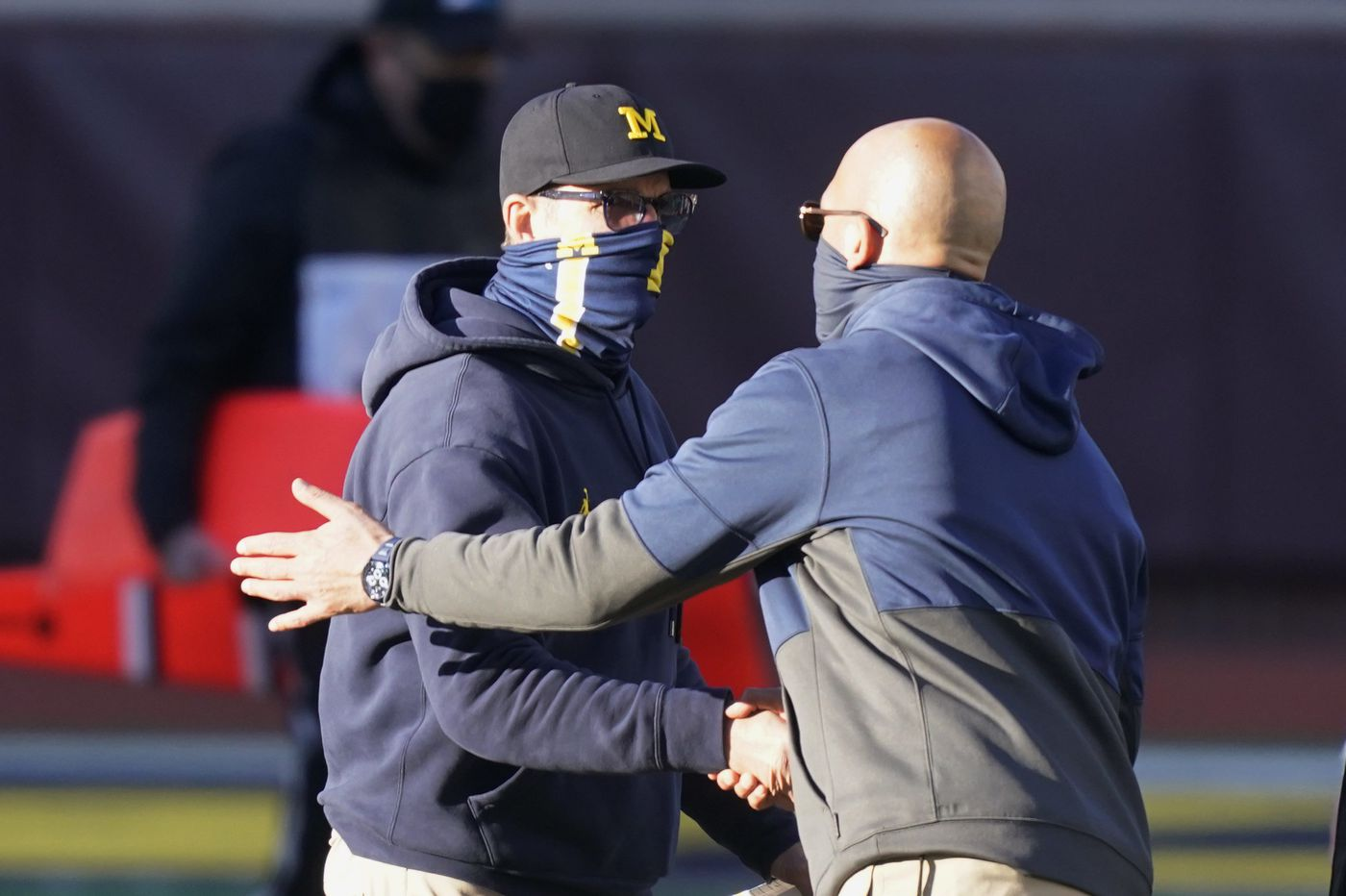 James Franklin hears Penn State fans' anger, tries to remain consistent in difficult season