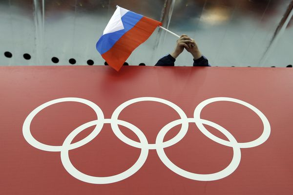 Russia's spot in the Tokyo Olympics is threatened amid new doping concerns