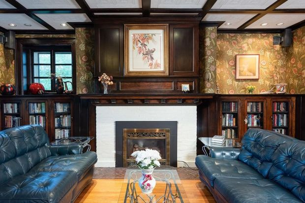 On the market: Delaware County houses with fabulous fireplaces to hang up your stockings