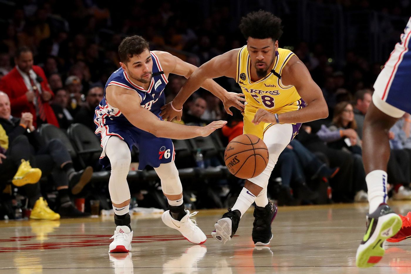 Sixers podcast: Another road loss, Glenn Robinson III's night, Al Horford's performance