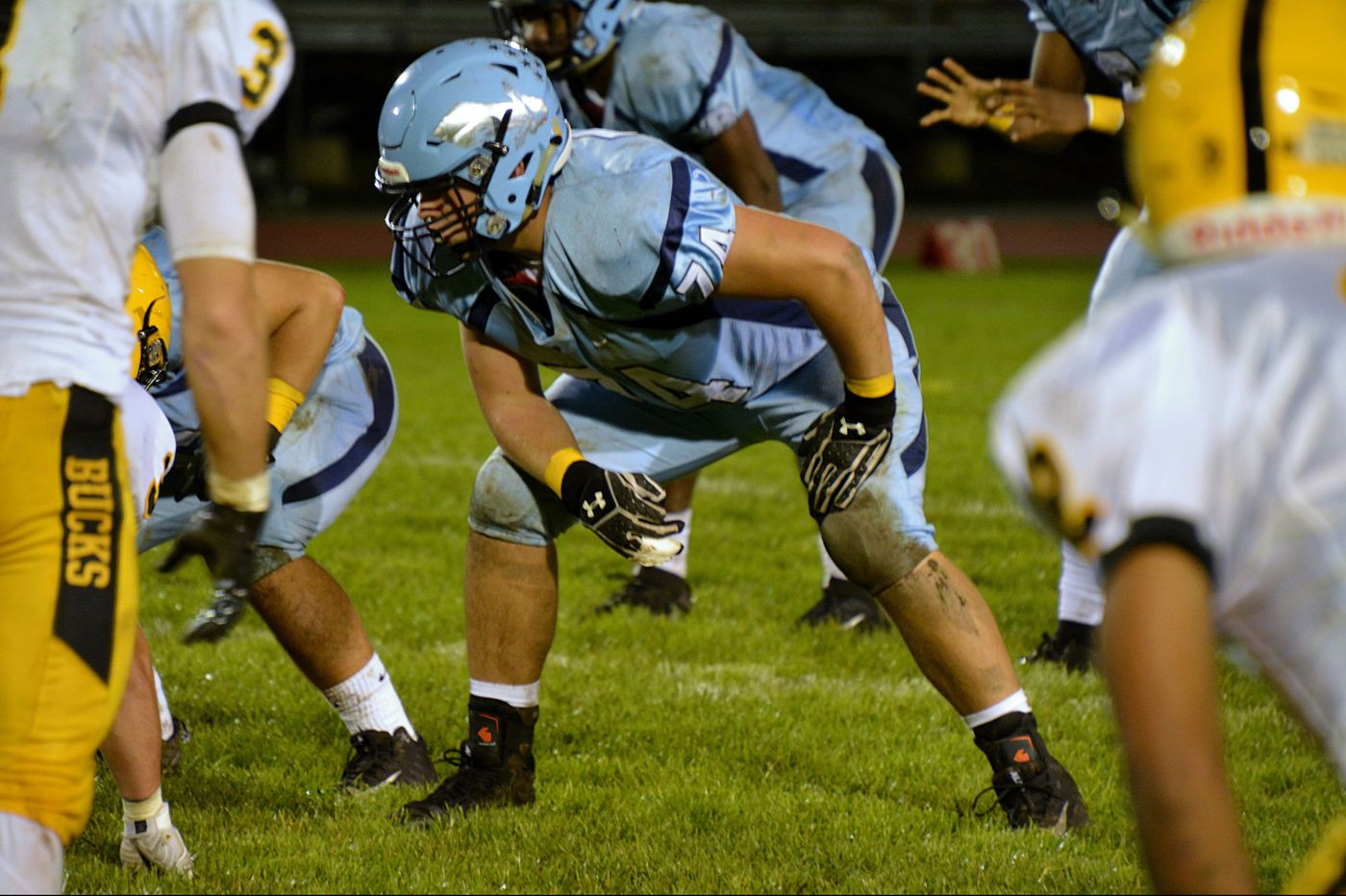 Jake Walton, unbeaten North Penn set for rematch against improved Neshaminy