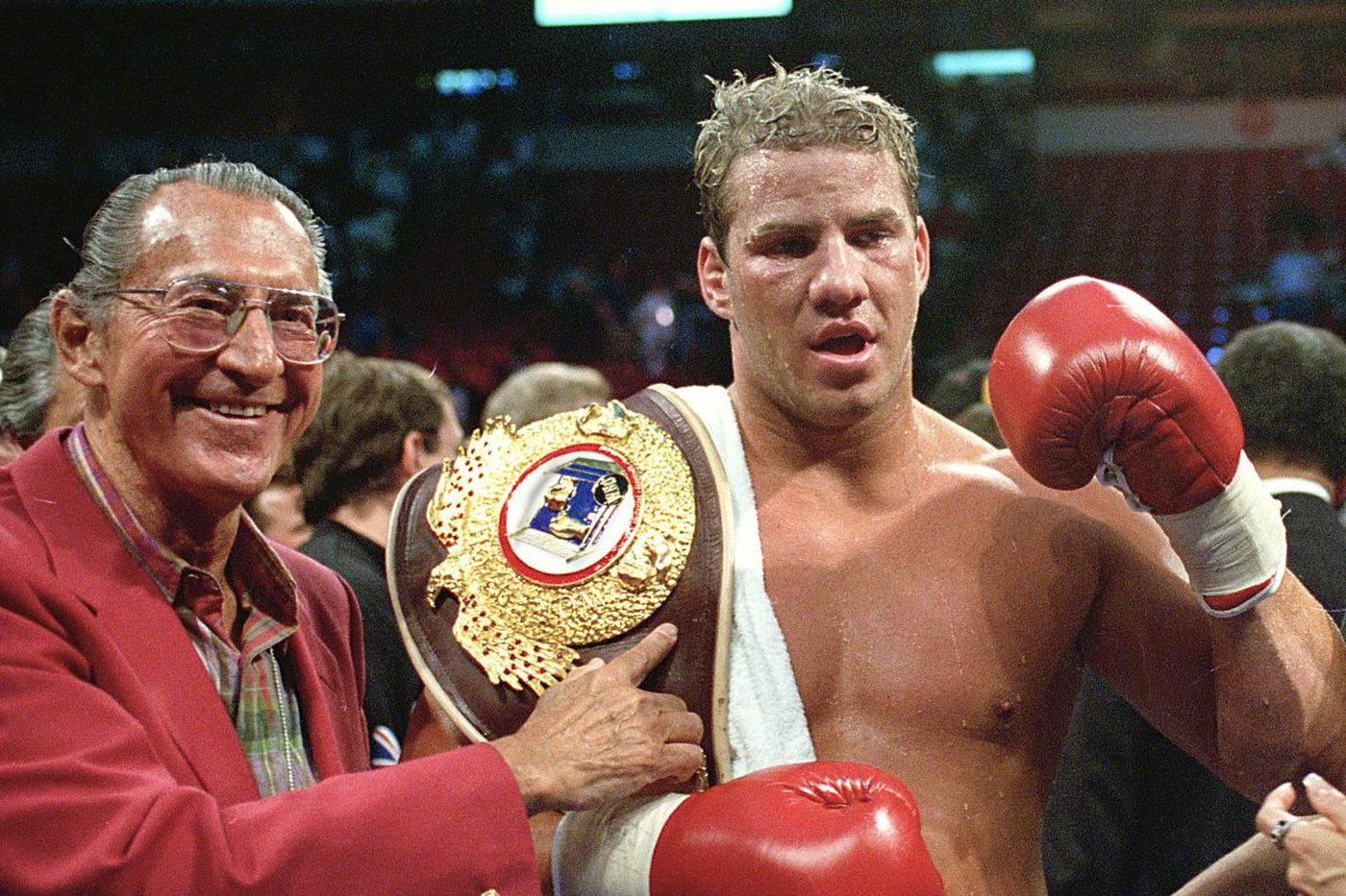 ESPN to debut '30 for 30′ doc on 'Rocky V' star Tommy Morrison