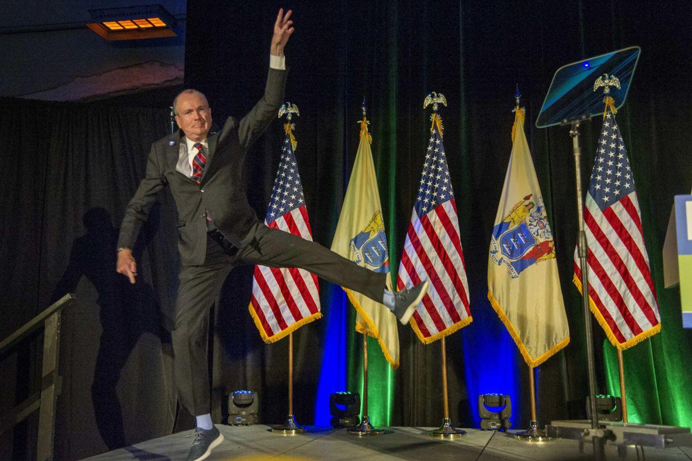 N.J. Democrat Phil Murphy, former Wall Street banker, elected to succeed Chris Christie